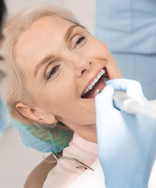 Dental Hygienists Harley Street Dentist